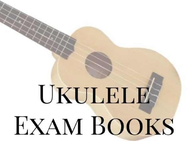 Ukulele Exam Books